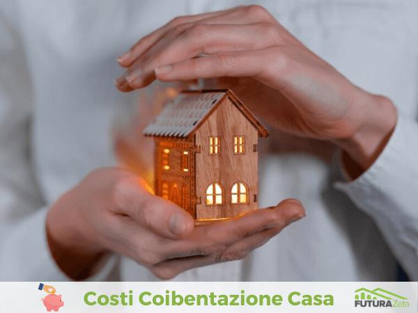 costi per coibentare casa con isolamento termico