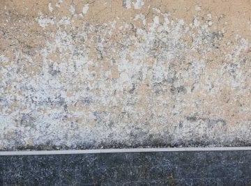 danni provocati da umidità di risalita