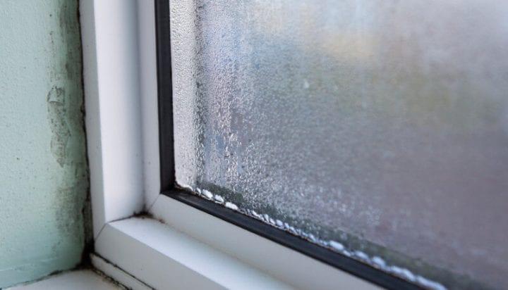 tipologia di finestra non adatta ad evitare il formarsi della condensa