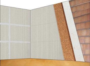 Pannelli fonoassorbenti ed il loro funzionamento sulla parete