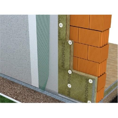 Rendering montaggio pannelli isolanti per isolamento termico interno